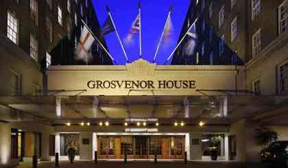 Grosvenor House London