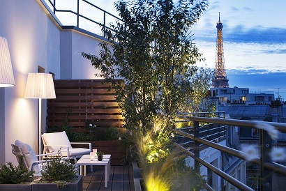 Le Cinq Codet Paris