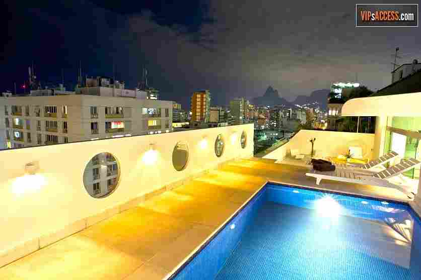 Peachy Vip Access Rio De Janeiro Luxury Penthouse Rental Brazil Download Free Architecture Designs Terstmadebymaigaardcom