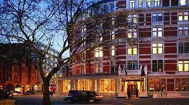 Michelin Star Restaurants Near Trafalgar Square