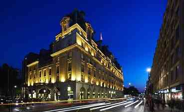 The Ritz Hotel  London