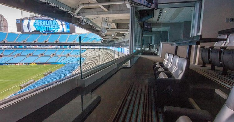 Carolina Panthers  Suite