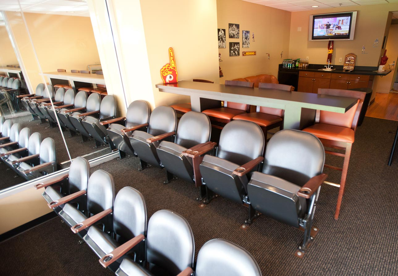 Cleveland Browns  Suite