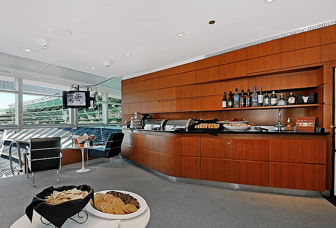 Jets Suite MetLife   Stadium