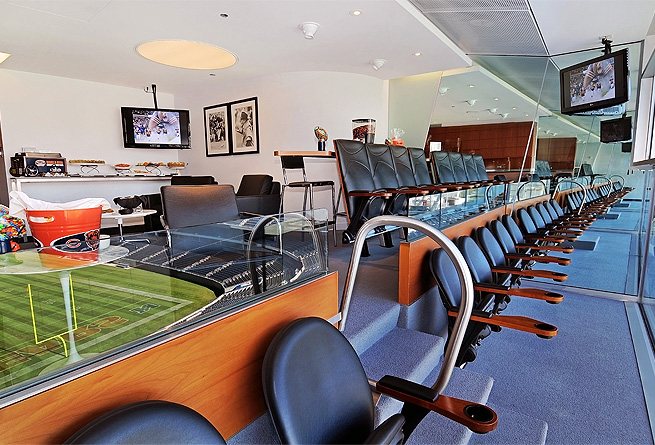 bears luxury suite