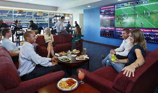 Image result for super bowl corporate hospitality