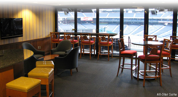 Lincoln Financial Field  Suite