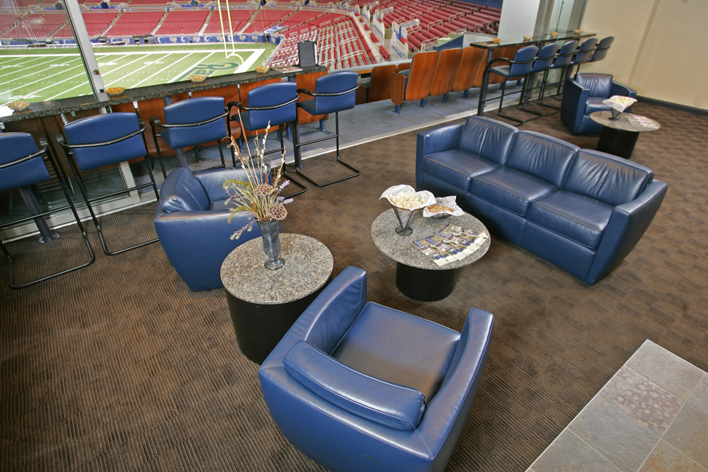San Diego Chargers  Suite Qualcomm